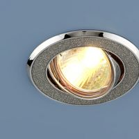 611А Серебро блеск хром 350руб.